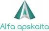 Alfa apskaita, MB logotipas
