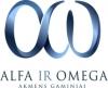 Alfa ir Omega, UAB logotyp