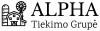 Alpha Tiekimo Grupė, MB logotype