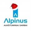 Alpinus ES, UAB logotype