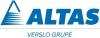Altas, UAB logotipo