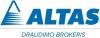 """UADBB """"Altas draudimo brokeris"""" logotipo"""