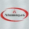 Alumigas, UAB logotype