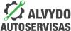 Alvydo autoservisas, UAB logotipas