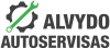 Alvydo autoservisas, UAB логотип