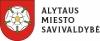 Alytaus miesto savivaldybės administracija logotype