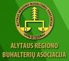 Alytaus regiono buhalterių asociacija logotype