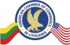 American Chamber of Commerce Asociacija logotipas