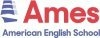 American English School, Utenos filialas, VšĮ logotype