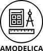 "UAB ""Amodelica"" logotype"
