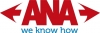 ANA, UAB logotype