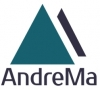 Andrema, MB logotipas