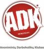 Anoniminių Darboholikų Klubas, UAB логотип