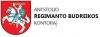 Antstolio Regimanto Budreikos kontora logotipas
