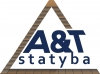 A&T Statyba, UAB logotype