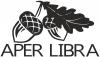 Aper Libra MB logotipas