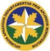 Aplinkos apsaugos departamentas prie Aplinkos ministerijos logotipas