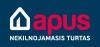 UAB APUS TURTAS Panevėžio filialas logotipas