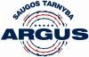 """Saugos tarnyba """"Argus"""", UAB logotipas"""
