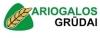 Ariogalos grūdai, UAB logotipas