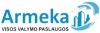 Armeka, UAB logotipas