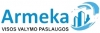 Armeka, UAB Logo
