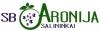 Aronija, sodininkų bendrija logotyp