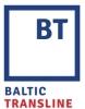 Baltic transline, UAB logotipo
