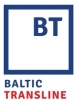 Baltic transline, UAB логотип
