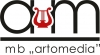 "MB ""Artomedia"" logotipas"