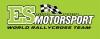 Automobilių sporto klubas ESmotorsport logotipas
