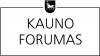Asociacija Kauno forumas Logo