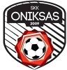 """Asociacija Sporto ir Kultūros Klubas """"Skk Oniksas"""" logotipas"""