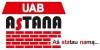 Astana, UAB logotipas
