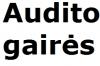Audito gairės, UAB logotype
