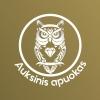Auksinis apuokas, UAB логотип
