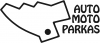 Auto Moto Parkas, asociacija logotype