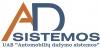 Automobilių dažymo sistemos, UAB logotipas
