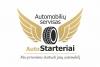Autostarteriai, UAB logotipas