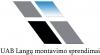Langų montavimo sprendimai, UAB logotipas