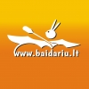 Baidariu Bazė - baidarių nuoma Aukštaitijoje logotype