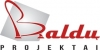 Baldų Projektai, UAB logotipas