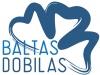 Baltas dobilas, UAB logotipas