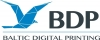 Baltic Digital Printing, UAB logotipo