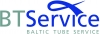 Baltic tube service, UAB logotipas