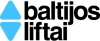 Baltijos liftai, UAB logotipas