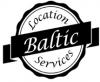 Baltijos lokacijų paslaugos, UAB logotipas