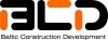 Baltijos statybų vystymas, UAB logotipas