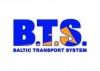 Baltijos transporto sistemos, UAB logotype