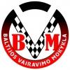 Baltijos vairavimo mokykla, UAB logotipas